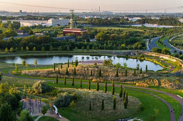 Essen - Grüne Hauptstadt Europas 2017