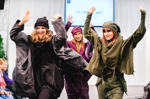 INNATEX 2016 - Internationale Fachmesse für nachhaltige Textilien