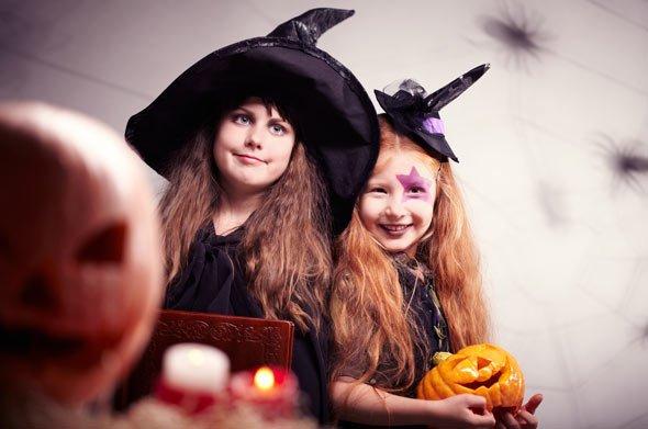 Halloween: Ein Spaß für die ganze Familie
