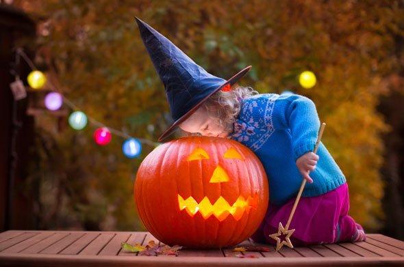 Halloweenzeit ist Kürbiszeit