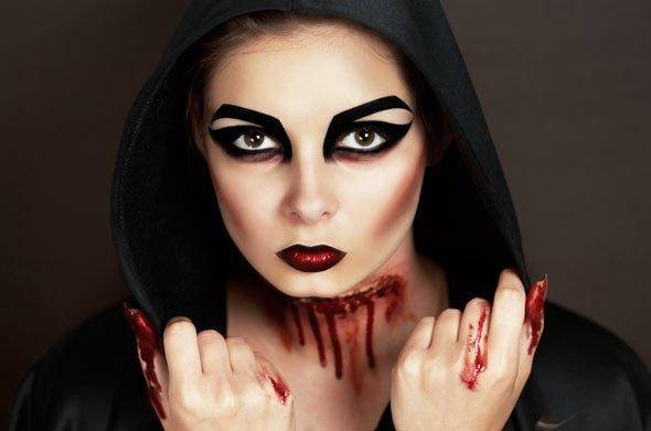 Als Untote Halloween Partys unsicher machen