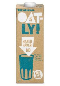 Oatly Hafer Bio
