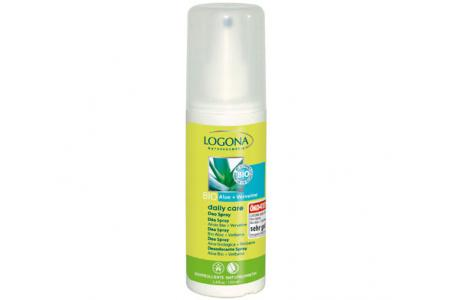 Logona daily care Deospray, 100 ml
