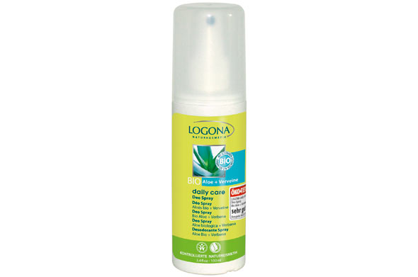 Logona daily care Deospray, 100 ml
