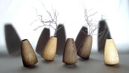 nat rlich wohnen mit holz accessoires vasen pfefferm hlen und schalen in bildern nat rlich. Black Bedroom Furniture Sets. Home Design Ideas