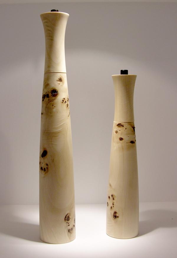 nat rlich wohnen mit holz accessoires vasen. Black Bedroom Furniture Sets. Home Design Ideas
