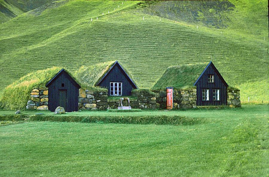 Intensive und extensive dachbegr nung kologisch und for Cabine in montagne verdi del vermont