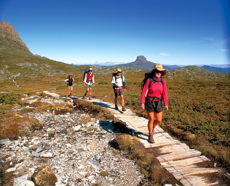 Tasmanien Urlaub: Sanfter Tourismus in einzigartiger Natur - Sanfter Tourismus auf Tasmanien ...