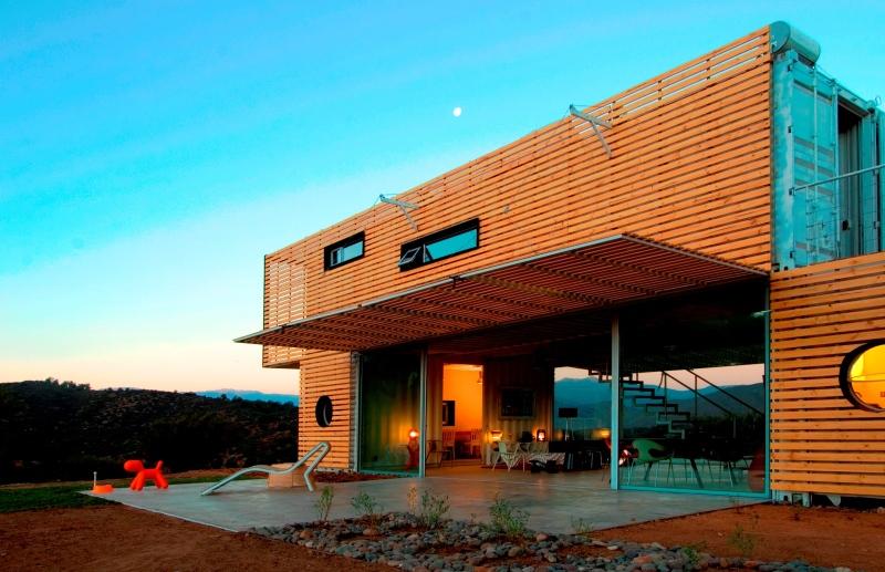 infinski architekten und nachhaltig bauen mit containern und paletten. Black Bedroom Furniture Sets. Home Design Ideas