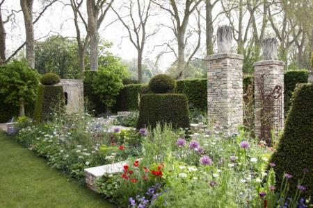 Chelsea Flower Show, London: Einblicke in die Garten-Trends der nächsten Jahre