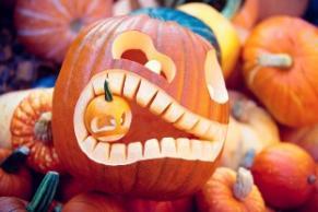 Die schönsten Halloween-Kürbisse