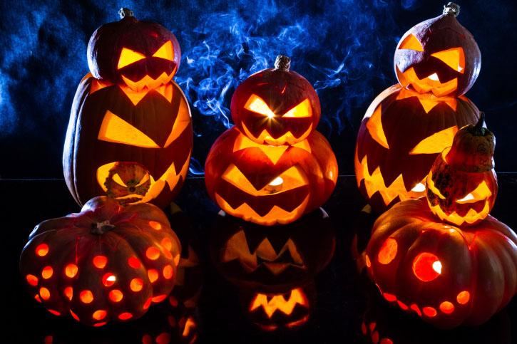 Kurbis Schnitzen Zu Halloween Vorlagen Und Anleitungen