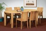 """Tisch """"Rondo"""" - Kernbuche - nicht verlängerbar"""