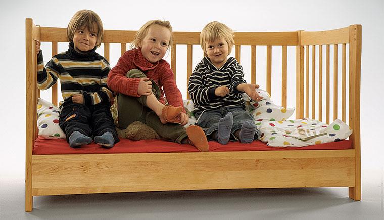 Allnatura Multifunktional Anpassbar Kindermöbel Nachhaltig Aus