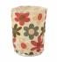 Papierkorb Blume