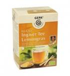 Bio Ingwer Tee Lemongras