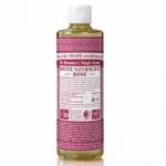 Dr. Bronner´s Magic Soap Flüssigseife Rose 473 ml