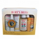 Burts Bees Head to Toe Starter Kit