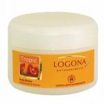 Logona Tropic Body Butter Kakaobutter & Anannas