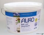 Auro Roll- und Streichputz, mittelkörnig