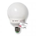 Megaman Energiesparlampe Globe E27 15W matt