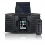 Soulra SP400 Solar Soundsystem für iPhone und iPod