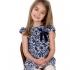 Kite Kids - Kleid Cord blau, kbA