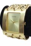 Guess Uhr Uhren Damenuhr 10544L1 Heavy Metall