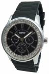Esprit Uhr Damenuhr Multifunktion Starlite black ES105442006