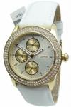 Esprit Uhr Damenuhr Multifunktion Peona gold white ES105912003