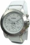 Fossil Uhr Herrenuhr Chronograph CH2858 Retro Traveler