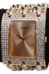 Guess Uhr Uhren Damenuhr W0085L3 Heavy Metall Rosegold