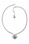 Guess Kette Damenkette Collier UBN71311 Heart & Soul