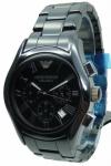 Emporio Armani Uhr Herrenuhr Chronograph AR1400 Ceramica