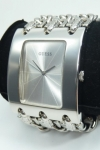 Guess Uhr Uhren Damenuhr 95194L1 Heavy Metall