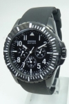 Guess Uhr Herrenuhr Multifunktion W10261G1 Rogue