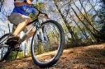 Radfahrer-Arrangement