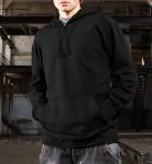 Epona Clothing Fairtrade Hoodie - schwarz