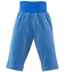 Living Crafts - Kids Baby Hose aus Bio-Baumwolle - blau