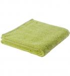 Living Crafts Handtuch aus Bio-Baumwolle 100x50 cm avocado