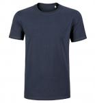 Stanley & Stella Stanley Hips - T-Shirt schwerer Stoff Bio-Baumwolle - navy