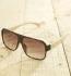 Antonio Verde Venice - Sonnenbrille aus recyl. Kunststoff & Bambus - panter