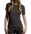 Continental Clothing Bambus Jersey T-Shirt charcoal