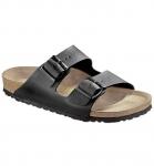 Birkenstock Arizona - Sandale Birko-Flor - schwarz