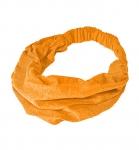HempAge Haarband aus Hanf und Biobaumwolle - oranje