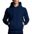 Continental Clothing Pullover Hooded Sweatshirt navy