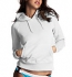 Continental Clothing Pullover Hooded Sweatshirt weiss
