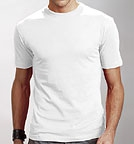 Hanes Fit-T Classic weiss