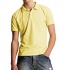 Continental Clothing Jersey Polo T-Shirt light lemon