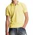 Continental Clothing Jersey Polo T-Shirt light lemon